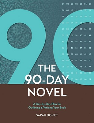 90 Days To Your Novel By Domet, Sarah